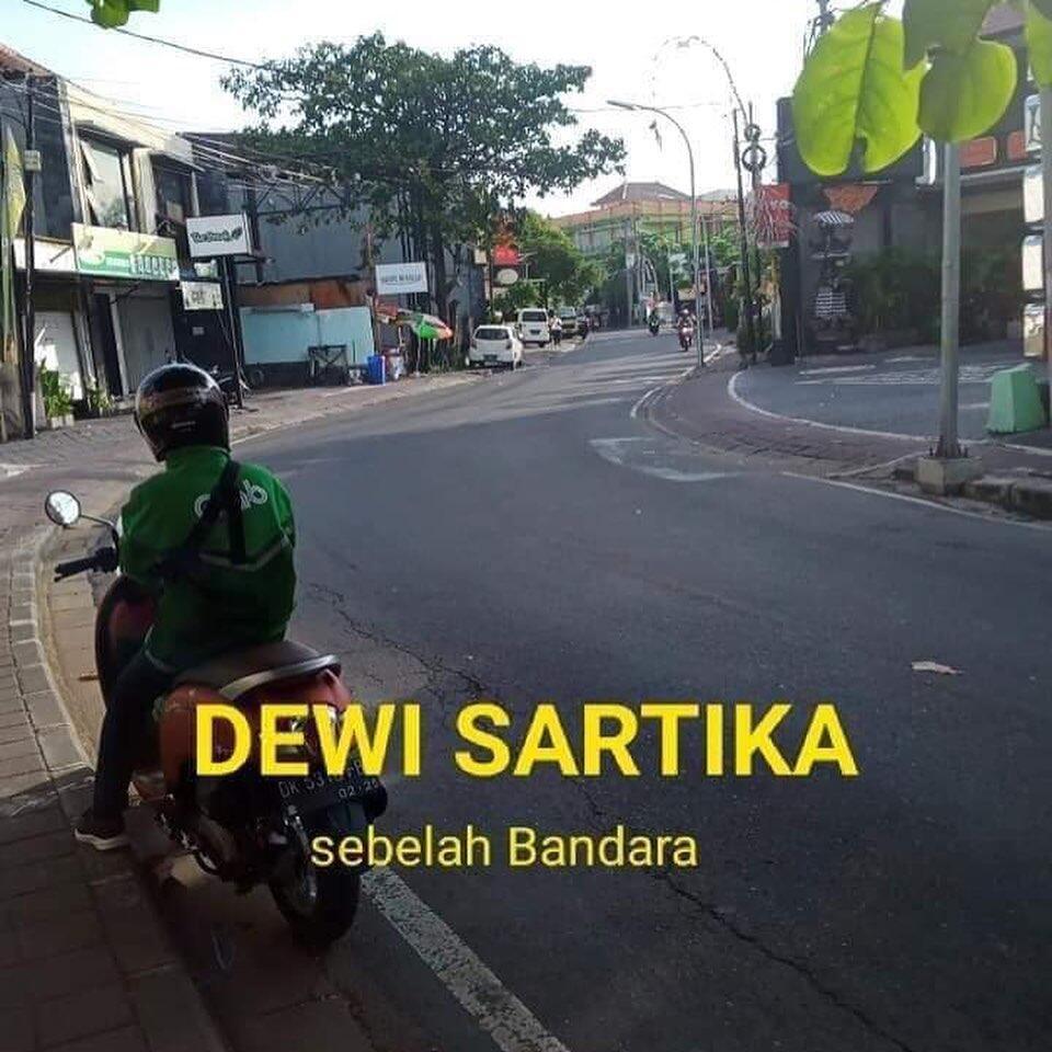 Tak Disangka Sampai Begini, Dampak Corona, Bali Sepi Sebelum Nyepi