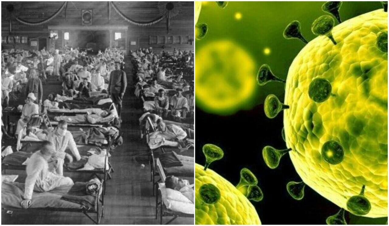Corona Dan Pandemi 100 Tahun Sekali, Apa Hubungannya Dengan Angka 20?