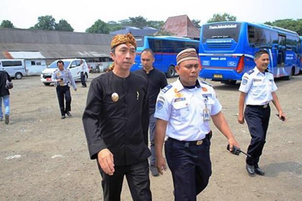 Bogor KLB Corona, Pemkot Hentikan Aktivitas Perkantoran dan Mal