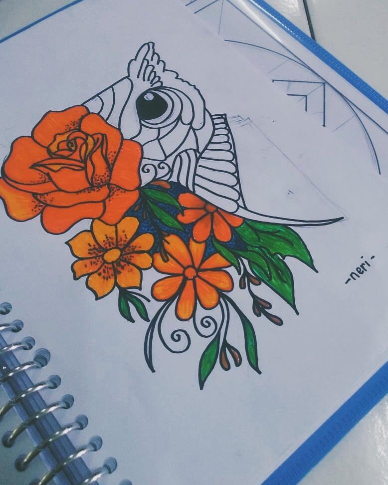 Libur Seru, Sambil Bermain Bersama Seni Menggambar