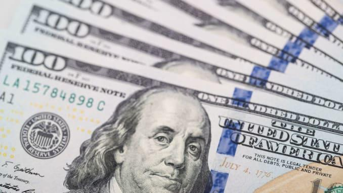 Senin Pagi, Dolar AS Melemah terhadap Yen, Euro dan Pound