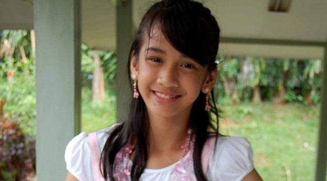 Dari Kecil Sampai Dewasa, Dea Anisa Tetap Imuet!