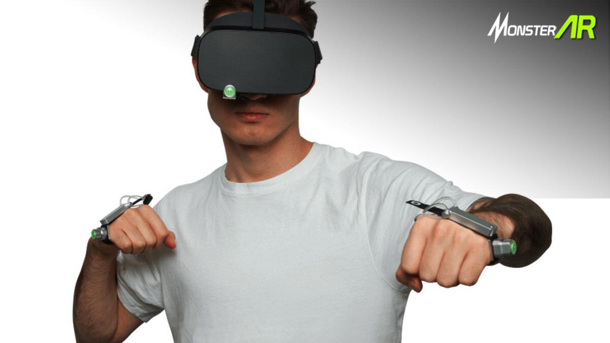 Sistem Pelacakan Seluruh Tubuh, Tingkatkan Pengalaman Bermain VR