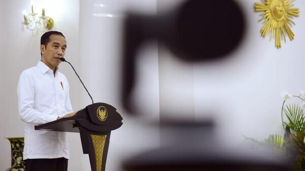 'Obat Corona' Klorokuin Produksi dalam Negeri, Jokowi: Banyak Pasien Sembuh