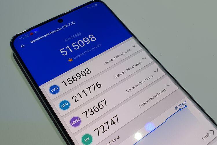7 Smartphone dengan Skor AnTuTu Benchmark Tertinggi Saat Ini