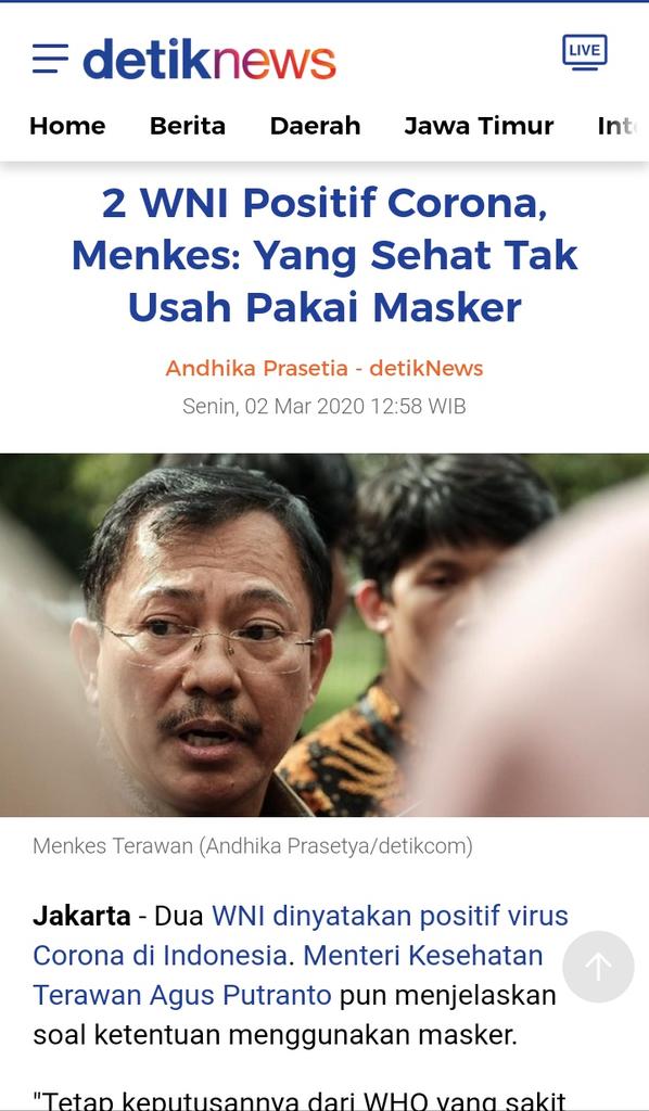 Kenakan Masker dan Sarung Tangan, Jokowi Tinjau Wisma Atlet