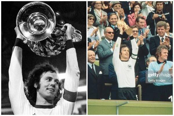 Kapten yang Bisa Bawa Timnya Juara Liga Champions dan Piala Dunia