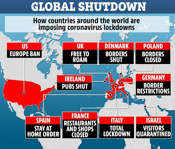 Lockdown Bisa Di Berlakukan Indonesia Kalau Pemerintah Menanggung Makan Harian Rakyat
