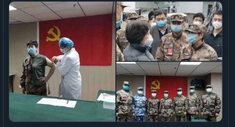 Kisah Chen Wei, Mayor Jenderal Perempuan Penemu Vaksin Virus Corona