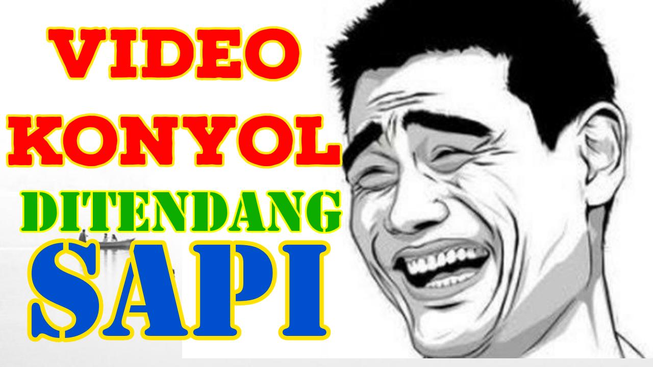 Video Lucu Orang Ceroboh