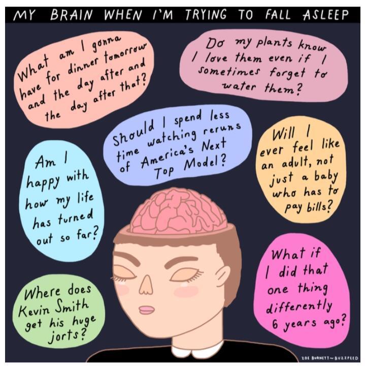Sudahlah Anda Tidur Dengan Baik? Yuks Belajar Tidur Dengan Baik