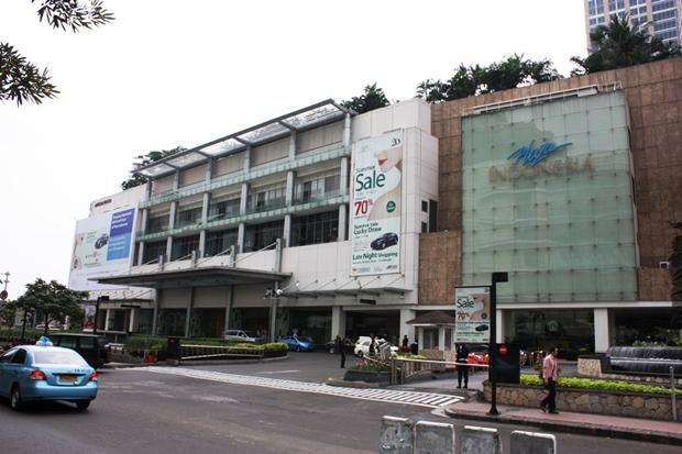 Cegah Penyebaran Corona, Plaza Indonesia Tutup Sementara