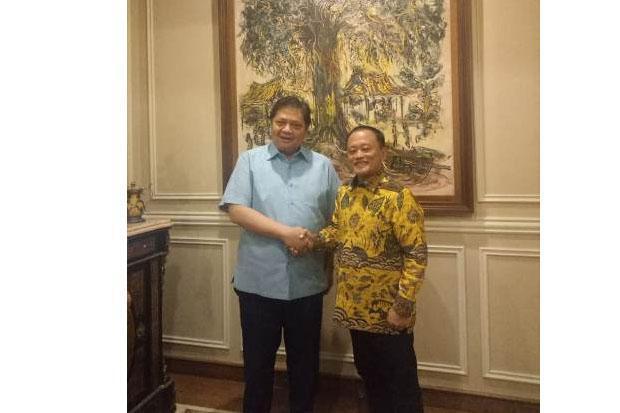 DPP Golkar Rekomendasikan Bupati Mateng Sebagai Calon Ketua DPD Golkar Sulbar
