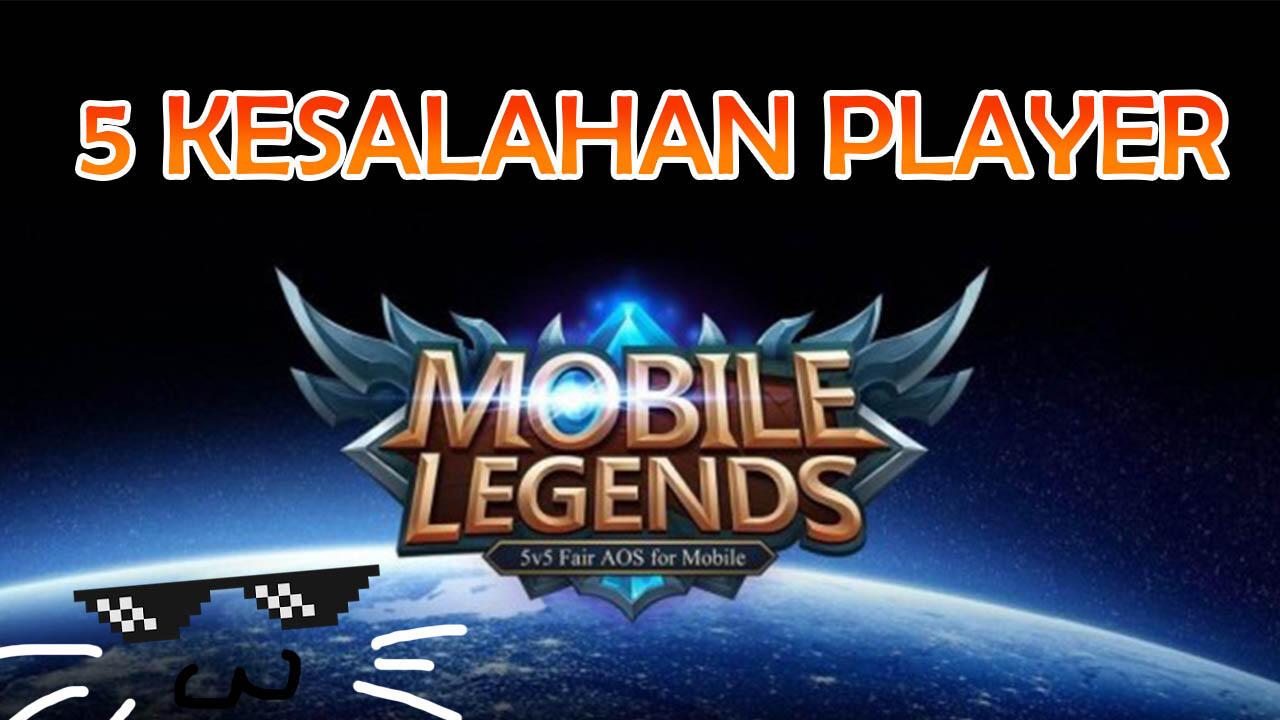 5 KESALAHAN YANG BIKIN LU KALAH RANKED!!! (Mobile Legends)