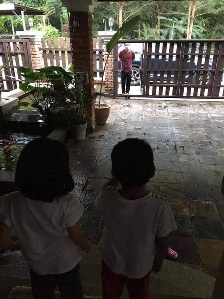 Eitsss, Viral Foto Terakhir Dokter Hadio Kunjungi Anak Ternyata Hoaks!
