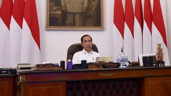 Nasib Cicilan Motor Tukang Ojek, Jokowi: Ditangguhkan Setahun