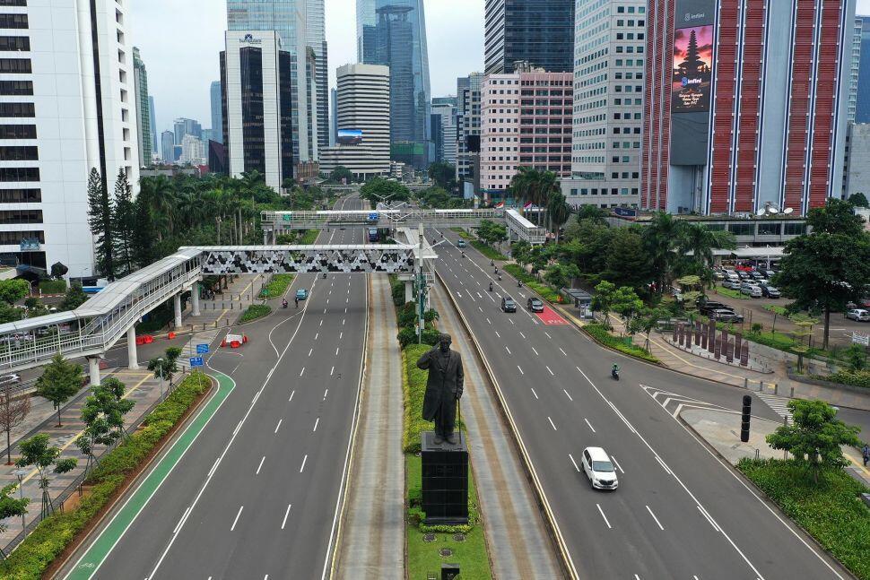 Cambuk Pemacu Gotong Royong Pengosongan Ibukota