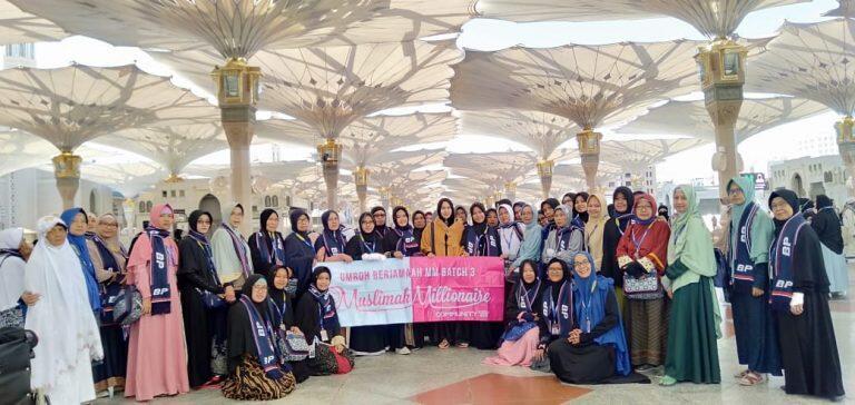 Komunitas Muslimah Millionaire