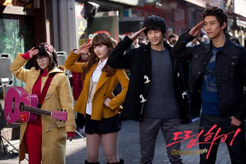 Rekomendasi Drama Korea Seputar Dunia Sekolah Terbaik