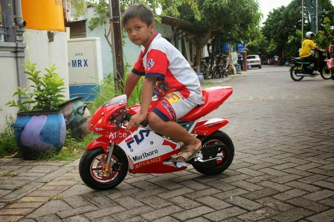 Mini GP Kembali Jadi Tren, Jadi Hobi di Waktu Luang