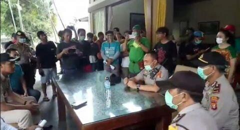 Bandel, Syuting Sinetron Kisah Cinta Anak Tiri Dibubarkan Polisi