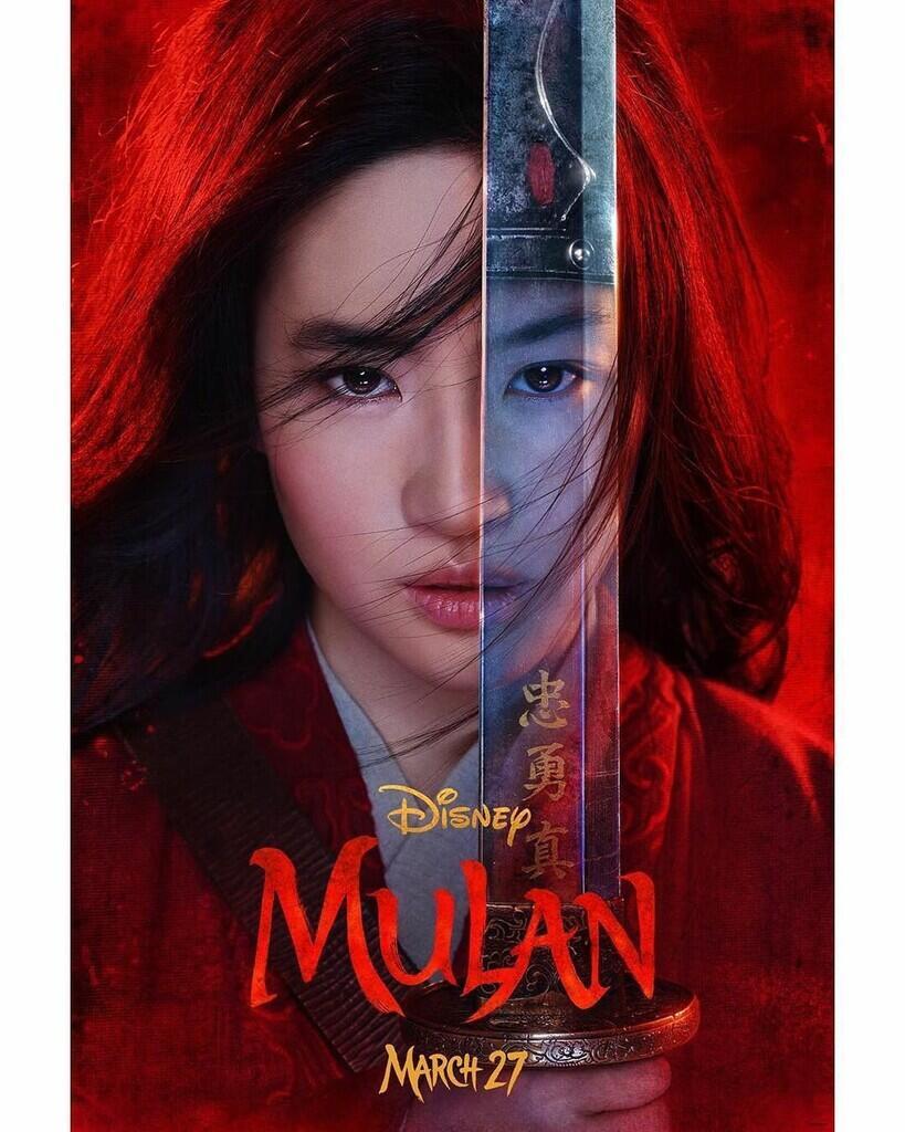 10 Potret Bak Bidadari Dari Pemeran Mulan Live Action, Walaupun Filmnya Ditunda!