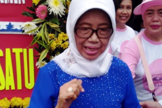 Kapolri Ucapkan Belasungkawa atas Meninggalnya Ibunda Jokowi