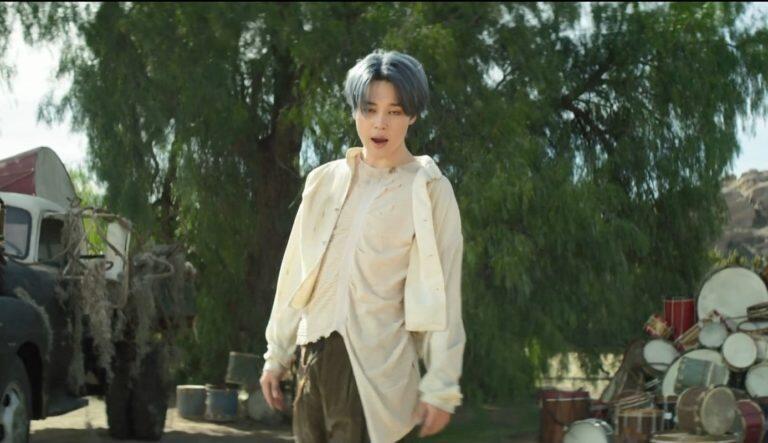 Sweet! Model Cilik Ini Ungkap Kekhawatiran Jimin saat Syuting Video Musik
