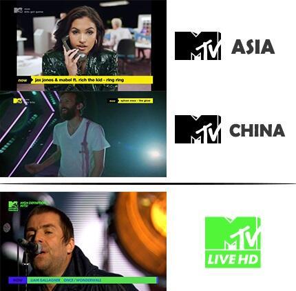 Perbedaan MTV yang ada saat ini di setiap TV Kabel Indonesia |