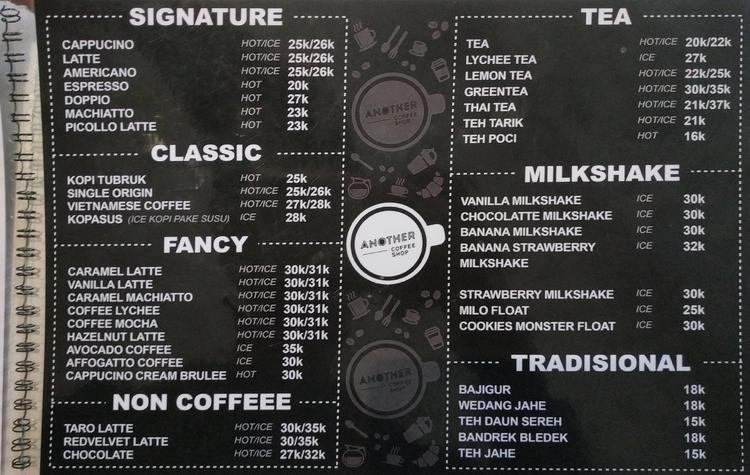 Warung Kopi Giras vs Coffee Shop