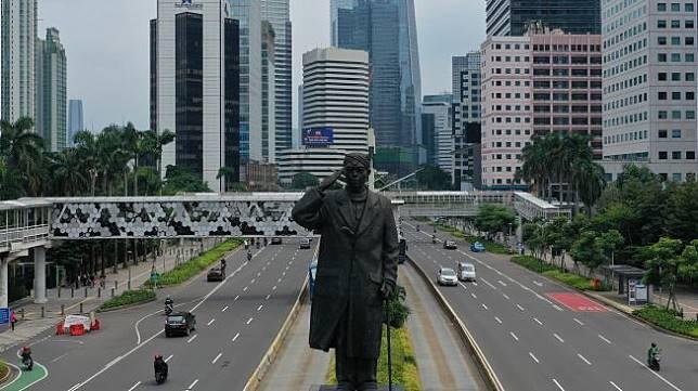 Jakarta Sepi Kaya Lebaran, Bukti Masyarakat Patuh Pada Pemerintah