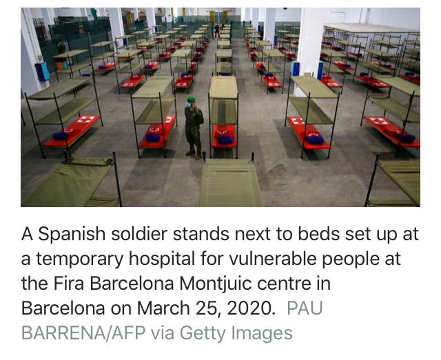 Spanyol : Test Kits yang di beli dari China gagal mendeteksi kasus positif