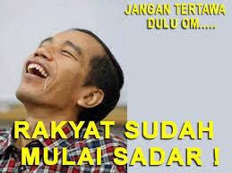 Aktivis Ciputat, Riyan Hidayat Desak Jokowi Mundur