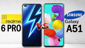 Snapdragon 720G Realme vs Exynos 9611 Samsung