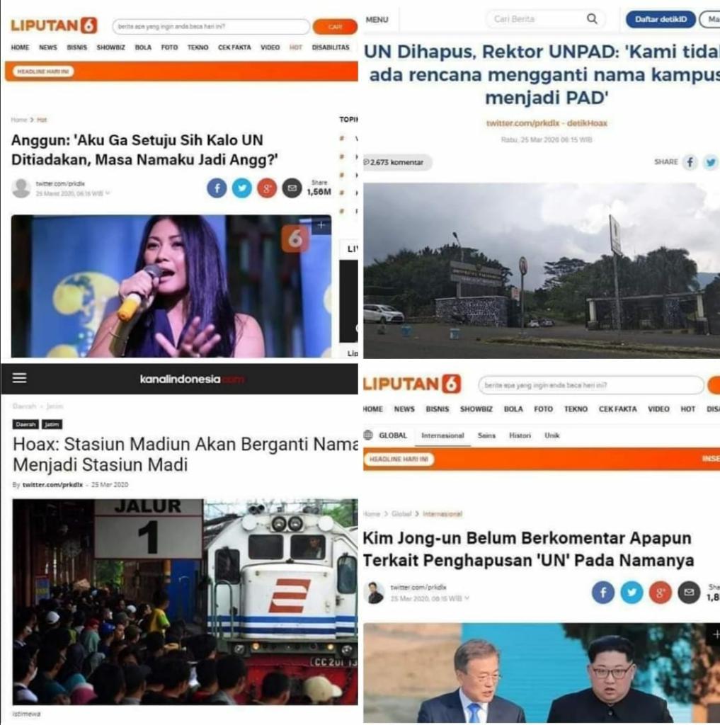 Banyak Yang Protes 'UN' Di Hapus