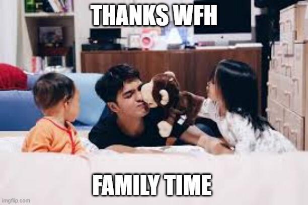 8 Meme Gambarkan Suka Duka Working From Home