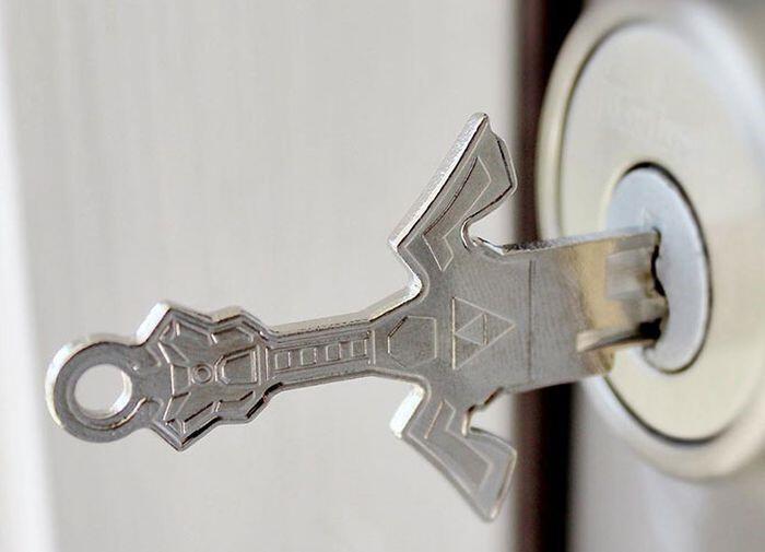Pedang Kunci, Cocok Untuk Agan dan Sista Penggemar Game dan Film Fantasi!