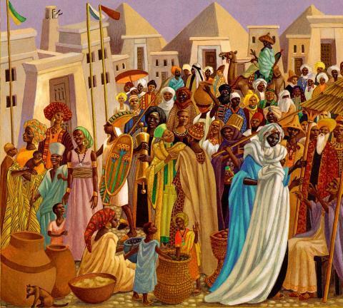 Kisah Mansa Musa, Manusia Terkaya Sepanjang Masa! Mengajak 60ribu Pelayan Pergi Haji