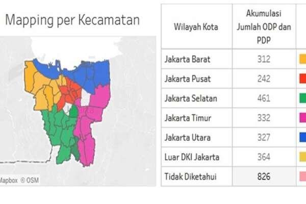 Pak Jokowi-Anies, Biaya Lockdown Jakarta Tak Mahal. Ini Perhitungannya