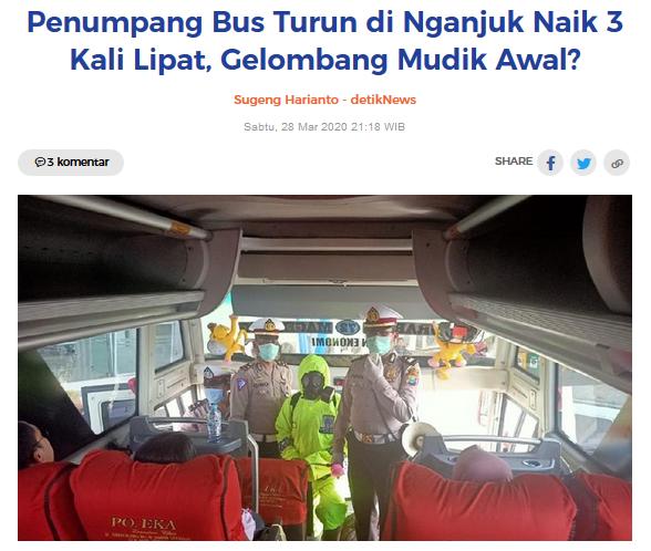 Kemenhub Batalkan Rencana DKI Setop Operasi Bus Jurusan Jakarta