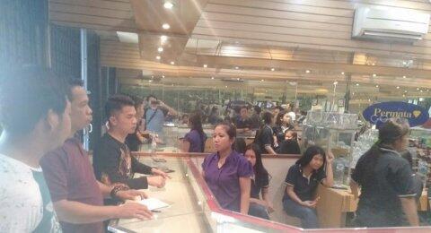 Perampok Toko Emas Taman Sari Jakarta Positif Corona, Akhirnya Meninggal