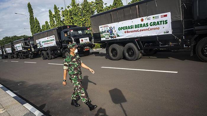 Langkah Taktis TNI Atasi Kebutuhan Pangan Ditengah Wabah Corona