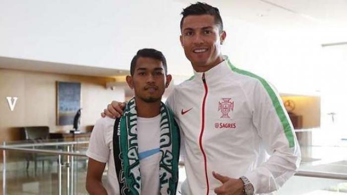 Kalau Agan Jadi Martunis, Minta Apa ke Cristiano Ronaldo?