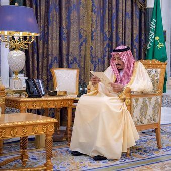 150 Bangsawan Saudi Terjangkit Virus Corona, Ini Yang Dilakukan Raja Salman Dan Putra