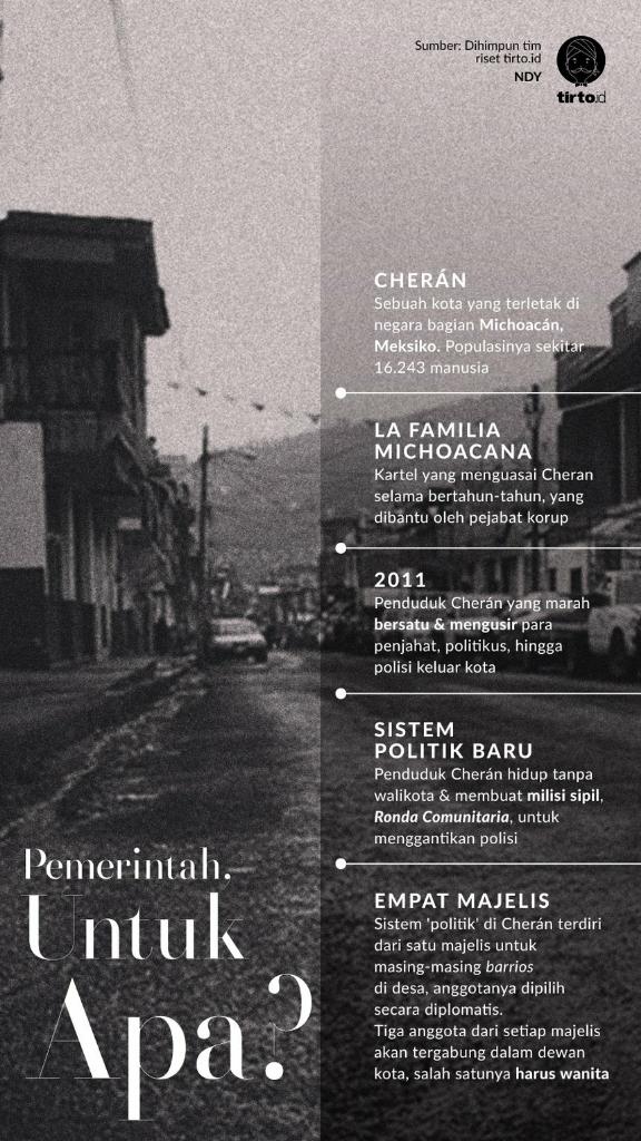 Cheran: Kota yang Tidak Perlu Negara