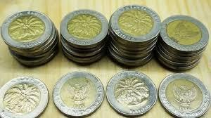 Uang logam bunga melati dan kelapa sawit, apakah masih beredar di Indonesia?