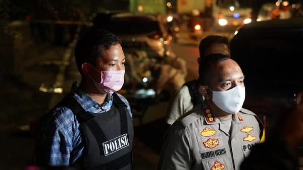 Berulah Lagi Usai Terima Asimilasi Corona, Eks Napi di Jakut Ditembak Mati