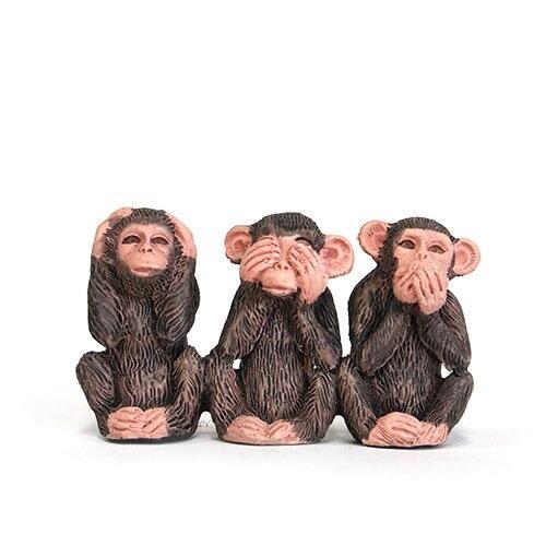 [Muhasabah] Three Wise Monkeys - Sebuah Pemahaman yg Sangat Baik utk Manusia Semua