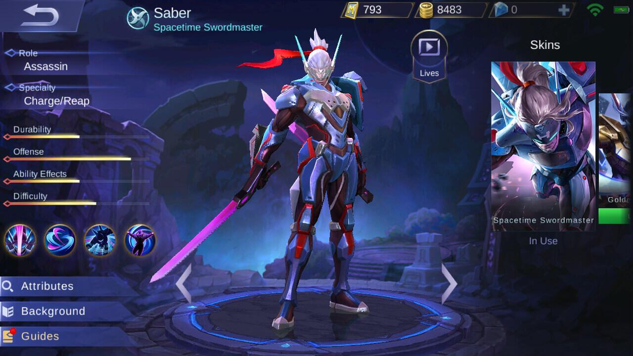 Kata-Kata Dari Hero Mobile Legend Yang Mengandung Arti Sangat Dalam