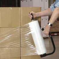 Plastik wrapping untuk bungkus paket, barang kiriman